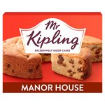 Mr Kipling Manor House Cake