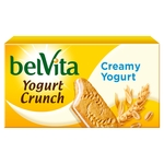 Belvita Breakfast Yogurt Crunch Creamy Yogurt Biscuits