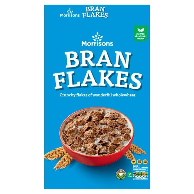 morrisons morrisons bran flakes 1kg product information