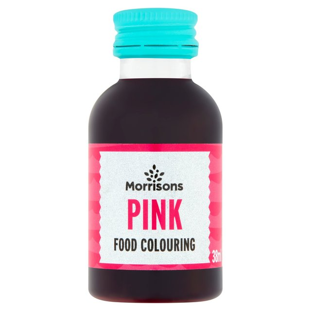 how to get pink food coloring