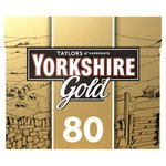 Yorkshire Gold Tea Bags 80s