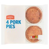 Morrisons Savers Pork Pies