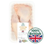 Morrisons Savers British Chicken Leg Quarters