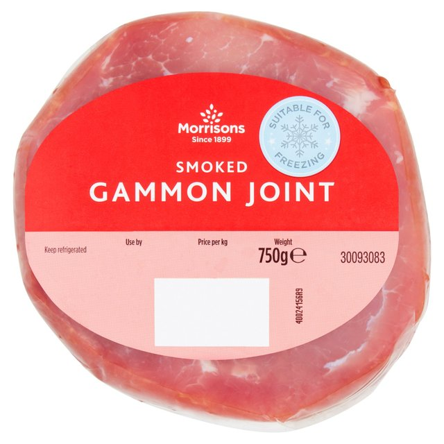 How long to cook a 1.3 kg gammon joint in slow cooker