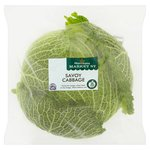 Morrisons Savoy Cabbage