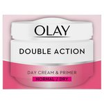 Olay Double Action Day Moisturiser Cream Normal/Dry