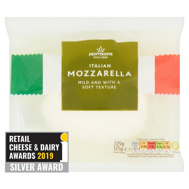 Morrisons Italian Mozzarella