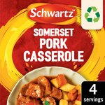 Schwartz Pork Casserole Recipe Mix