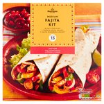 Morrisons Fajita Kit