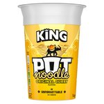 King Pot Noodle Original Curry