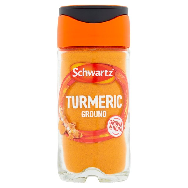 Schwartz Ground Turmeric Jar