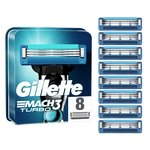 Gillette Mach 3 Turbo Manual Razor Blades