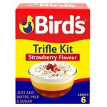 Bird's Strawberry Trifle Flavour Mix