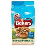 Bakers Adult Complete Dog Food Chicken and Vegetable