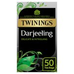 Twinings Darjeeling Tea Bags 50 Pack