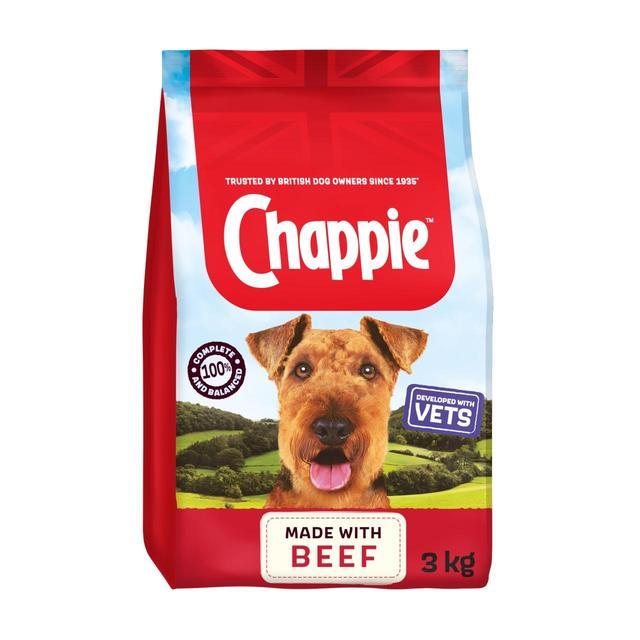 Chappie Dry Dog Food Kg
