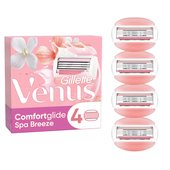 Venus 2in1 Breeze Razor Blades x 4