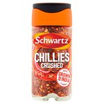 Schwartz Crushed Chillies Jar