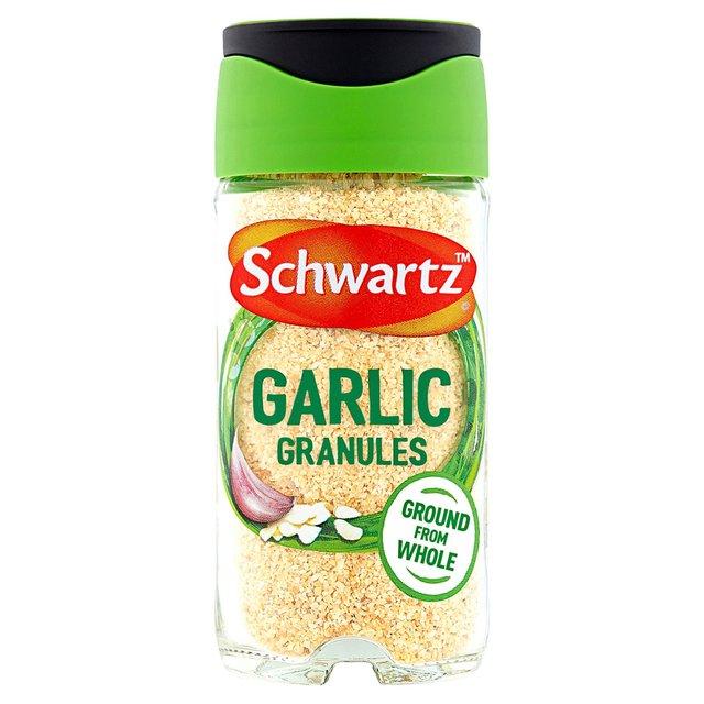 Schwartz Garlic Granules Jar
