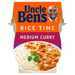 Uncle Ben's Rice Time Medium Curry