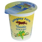 Longley Farm Vanilla Yogurt