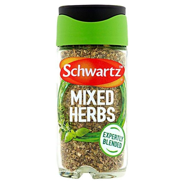 Schwartz Mixed Herbs Jar