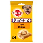 Pedigree Jumbone Mini with Chicken and Rice 4 Chews