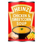 Heinz Classic Chicken and Sweetcorn Soup