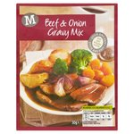 Morrisons Beef & Onion Gravy Mix