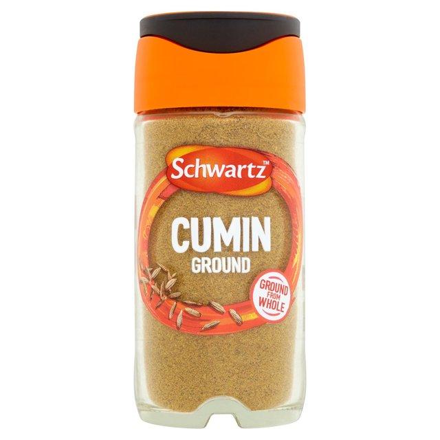 Schwartz Ground Cumin Jar