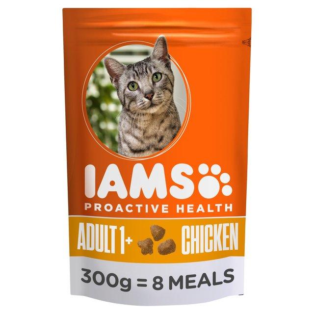 Iams Cat Food Morrisons