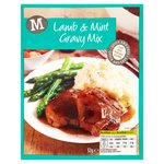 Morrisons Lamb & Mint Gravy Mix
