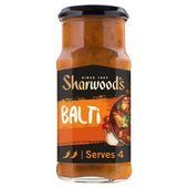 Sharwood's Balti Medium Curry Sauce