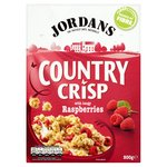 Jordans Raspberry Country Crisp