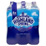 Highland Spring Still Water. Delivered Chilled