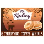 Mr Kipling Toffee Terror Whirls