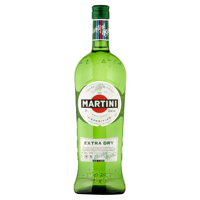Morrisons Martini Extra Dry 1l Product Information