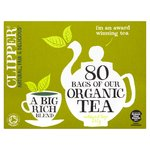 Clipper Organic Tea Bags 80s