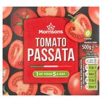 Morrisons Passata Sieved Tomatoes