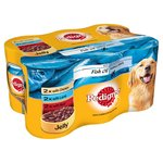 Pedigree Complete Variety with Fish Oil
