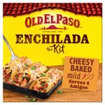 Old El Paso Cheesy Baked Enchilada Dinner Kit