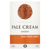 Morrisons Pale Cream Sherry