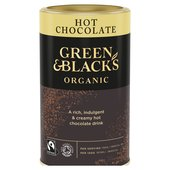 Green & Black's Organic Hot Chocolate Tub