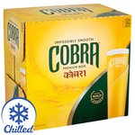Cobra Bottles, Delivered Chilled