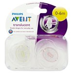 Avent Soother 0-6 Month
