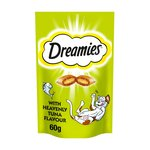 Dreamies Pouch with Heavenly Tuna