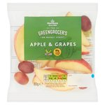 Morrisons Snack Apple & Grape Bag