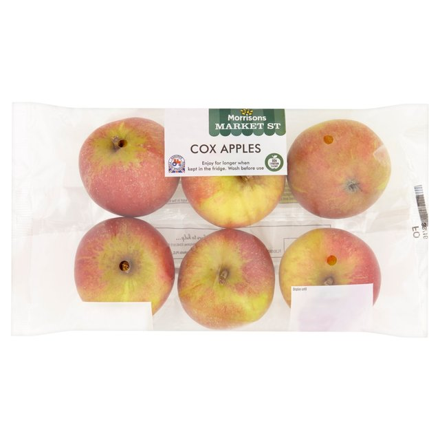Morrisons Cox Apples