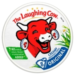 The Laughing Cow Cheese Triangles