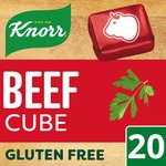Knorr Beef Stock Cubes 20's